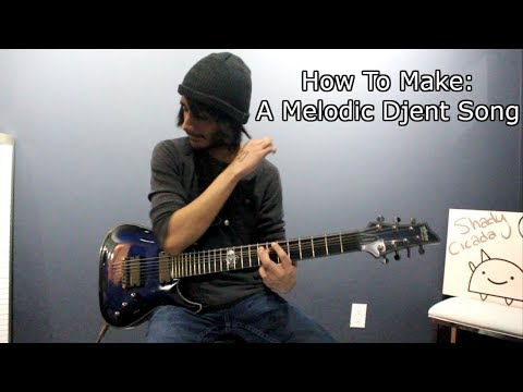 How To: Make a Melodic Djent Song in 8 Min or Less (+ Full Song at the End) || Shady Cicada