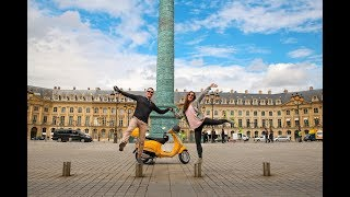 BEST WAY TO SEE PARIS!!!