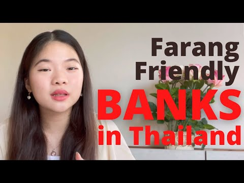 Foreigner Friendly BANKS in Thailand 2021   Baan Smile