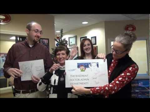 Basement Doctor Company Holiday Video Columbus 2012