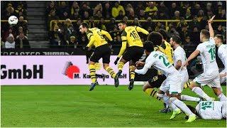 Bundesliga: BVB nach Sieg gegen Werder Bremen Herbstmeister