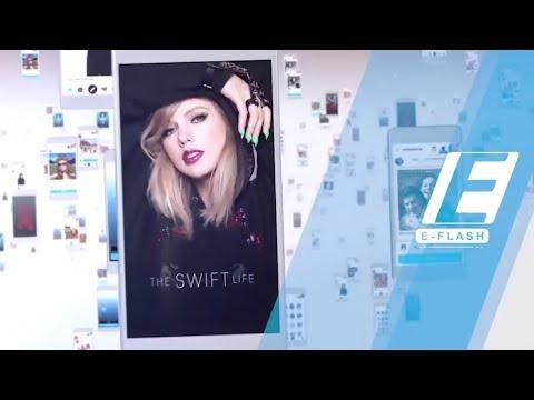 Taylor Swift Luncurkan Aplikasi 'The Swift Life' Mp3