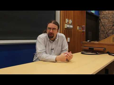 Ask a Professor: Episode 1 - Is Being a Prof. a Difficult Job?