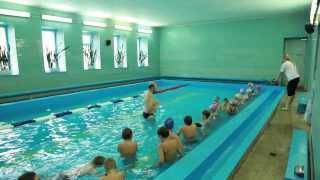 Урок плавання  Вправи на плавучість