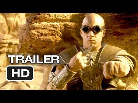 Riddick Official TRAILER 1 (2013) - Vin Diesel, Karl Urban Movie HD