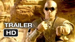 Riddick Official TRAILER 1 (2013) - Vin Diesel, Karl Urban Movie HD