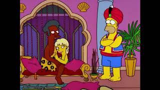 СИМПСОНЫ #28 ЛУЧШИЕ МОМЕНТЫ Гомер в легком эротическом шоке!