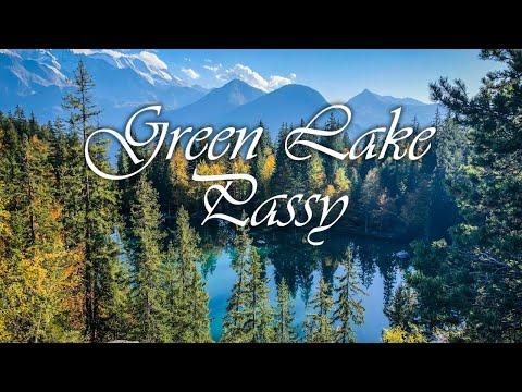 Green Lake Passy - Mont-Blanc