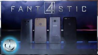 Samsung Galaxy S8+ vs Google Pixel XL vs LG G6 vs iPhone 7 Plus | Ultimate Showdown!