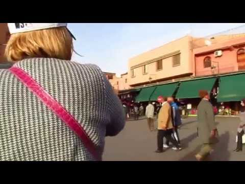 Getting from Jemaa El Fna place to Equity Point Hostel Marrakech