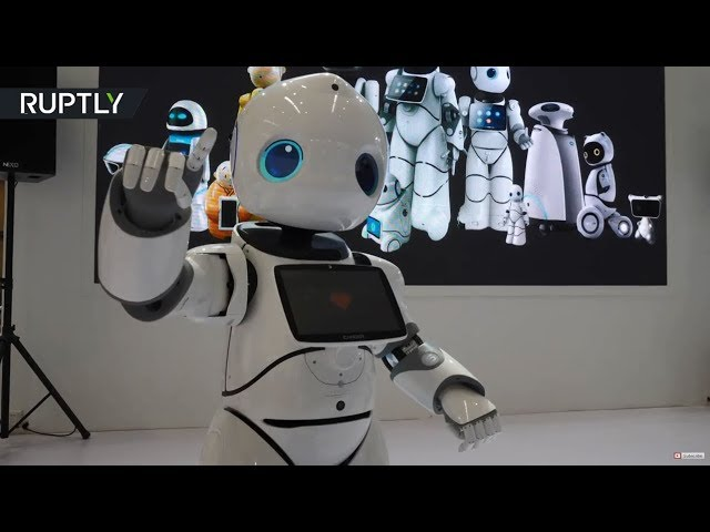 Which one will be your mechanical companion? World Robot Conference 2018 launches in Beijing