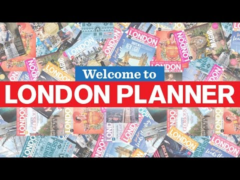Welcome to London Planner