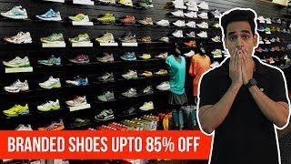 Cheapest Branded Shoes: 85% Of…