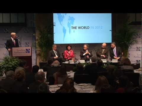 ALS: The State of the World with Chao, Garten, Hayden, Ignatius, and Roemer