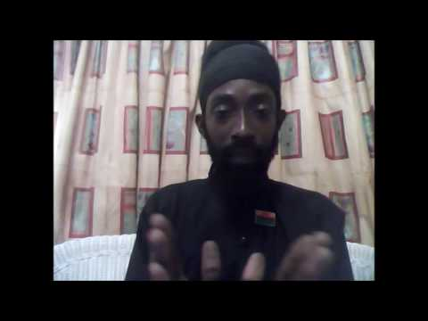 'Message to the Hebrew Israelites'. Mystic Vibration 6. Hon. Priest Isaac
