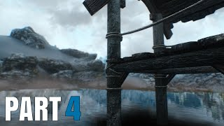 Lets Play Skyrim 2016 - 400+ Mods Edition ***Part 4*** 1080p 60FPS (5 Years Of Skyrim)