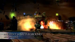 Forsaken World: War of Shadows - Launch Trailer
