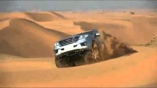 Китайцы отжигают в песках на SUVaх Haval H8 и H9...