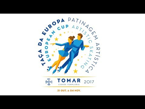 1º Day of European Cup Artistic Skating Tomar 2017  | (31-10-2017) - 1ª Part