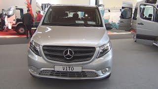Mercedes-Benz Vito 119 CDI BE VTS/L (2016) Exterior And Interior