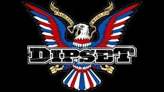 Dipset Reunion.... Camron, JimJones and Juelz Santana Make  the Crowd Go Crazy