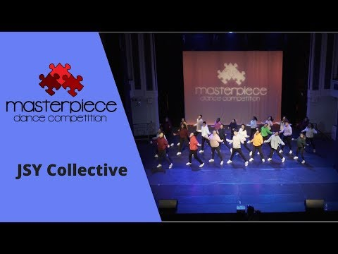 Masterpiece Dance Competition 2018 | JSY Collective