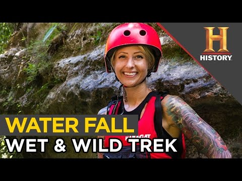 Waterfall Treking Adventure in Kawasan Falls, Cebu, Philippines | Ride N' Seek Philippines S4
