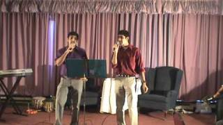 MERE SAAMNE WALI KHIDIKI MEIN (Padoson) live in USA on May 30, 2009.