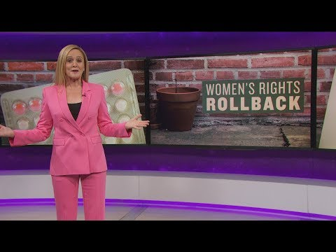 Abortion, Birth Control & Other Unnecessary Things   October 11, 2017 Act 2   Full Frontal on TBS