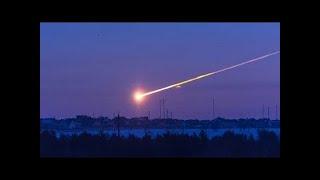 Meteorit schlägt in Russland ein (15.02.2013)