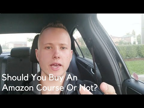 Should You Buy An Amazon Course? | Amazon FBA