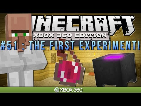"Minecraft Xbox | ""THE FIRST EXPERIMENT"" 