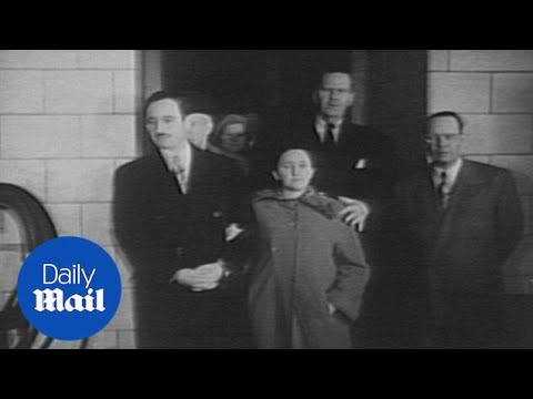 Download Julius and Ethel Rosenberg executed in 1953 for espionage - Daily Mail