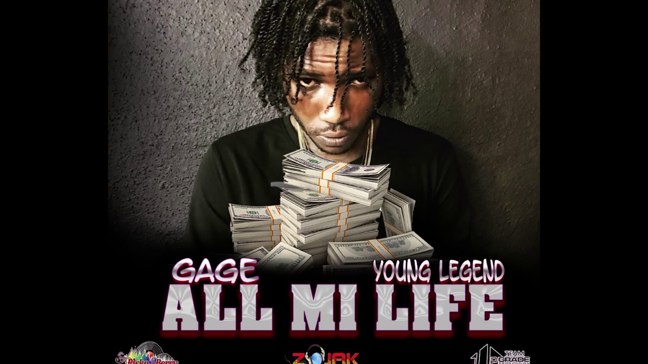 Download Gage - All Mi Life (Official Audio)