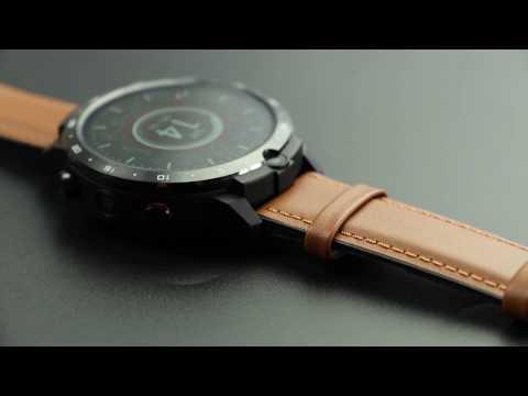 OUKITEL Z32 First Impression - Wireless Charging Camera Smartwatch
