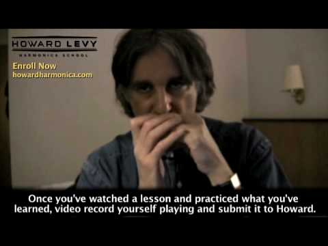 Grammy Award Winning Harmonica Virtuoso Howard Levy ...