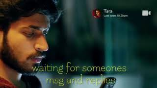 Download lagu Waiting for girl friend or lover reply whats app status