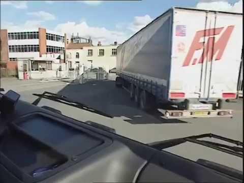 Georges, conducteur routier   une vidéo métier Pôle emploi