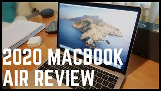 2020 Macbook Air Unboxing/Review