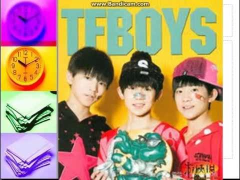 TFBOYS-幸運符號