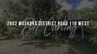 2802-2 Muskoka Road 118 West, Port Carling