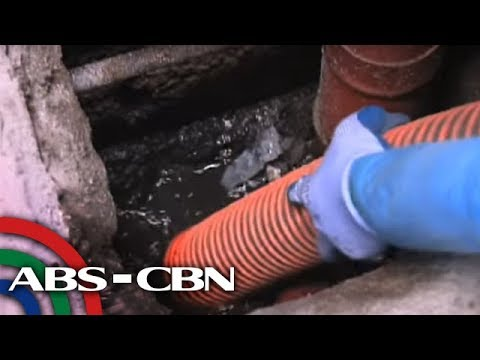 Sewerage system sa Metro Manila, mas malala kaysa Boracay