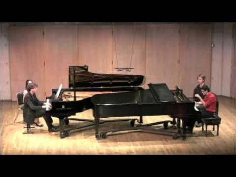 Daniel Jordan and Armand Saberi in concert: Rimsky-Korsakov Scheherazade IV