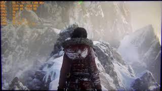 Тест Rise of the Tomb Raider на Xeon E5440 + AMD HD7970 или Q9550 + R9 280x