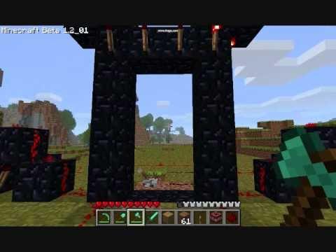 Minecraft Teleporter To Spawn Singleplayer YouTube - Minecraft teleport singleplayer mod
