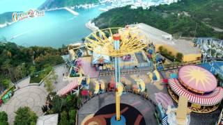 홍콩 오션파크, 세게최고의 테마파크! Ocean Park Hong Kong