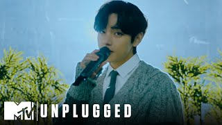 BTS Performs \Blue  Grey\  MTV Unplugged Presents BTS
