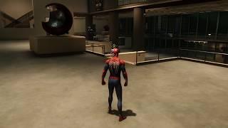 Spider Man the Heist dlc Unlock Security Door Puzzle
