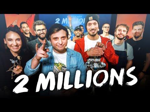 ON FÊTE NOS 2 MILLIONS D'ABONNÉS EN LIVE (Best Of)