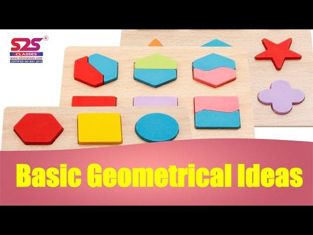 Class 6 | Basic Geometrical Ideas | Class 6 Maths Chapter 4 Basic Geometrical Ideas